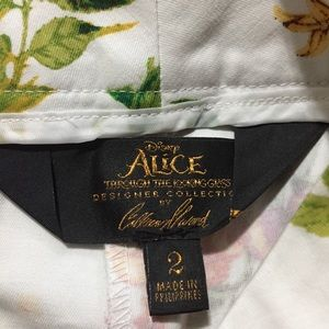 Alice through the looking glass pants